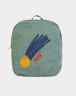 Schilderns backpack with comet print